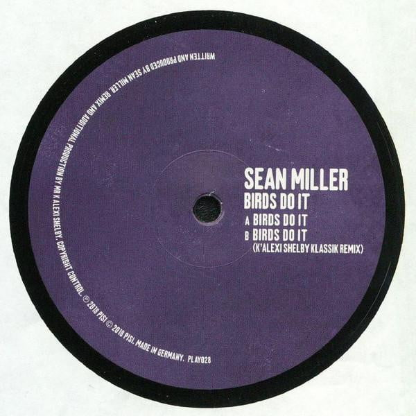Sean Miller - Birds Do It