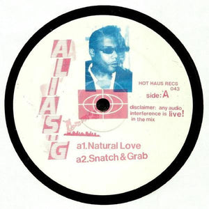 Alias G - Natural Love