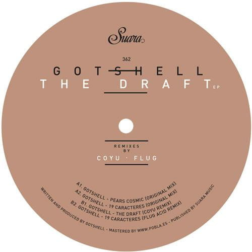 Gotshell - The Draft EP