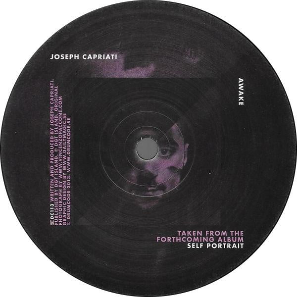 Joseph Capriati - Awake / Fratello - Vinyl at The Sound Arcade