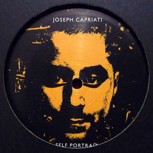 Joseph Capriati - Self Portrait - Vinyl at The Sound Arcade