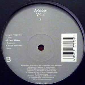 Various   - A-Sides Vol.4 2