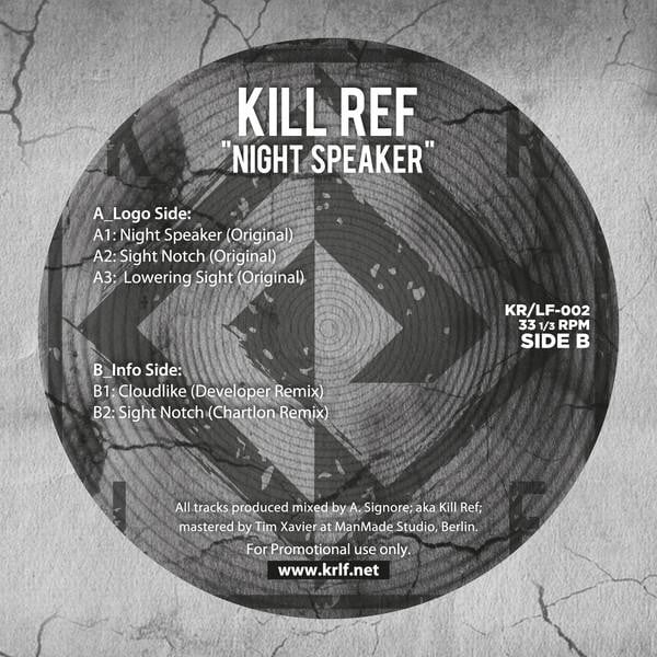 Kill Ref   - Night Speaker