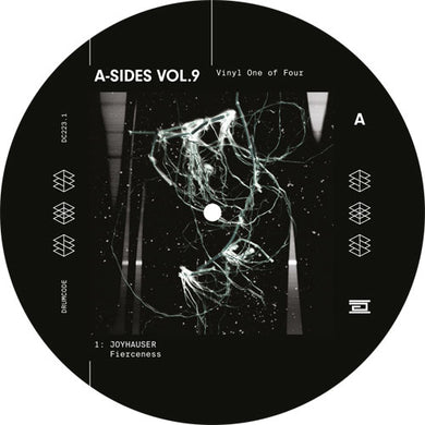 Various – A-Sides Vol.9 Vinyl One of Four - Vinyl at The Sound Arcade