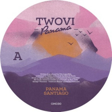 Twovi - Panama EP - Vinyl at The Sound Arcade