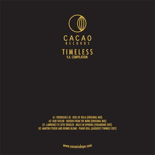 Various ‎– Timeless - Cacao Records