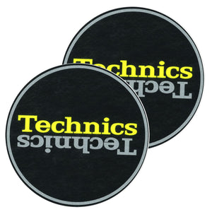 Slipmats - Technics Duplex 4  - at The Sound Arcade
