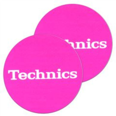 Slipmats - Simple t-5 - Pink - at The Sound Arcade