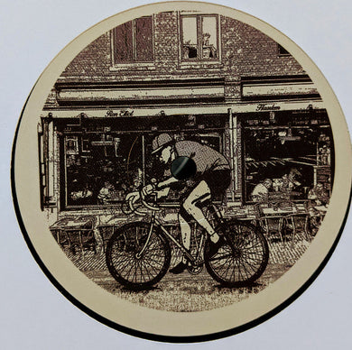 Ron Elliot - Haarlem EP - Vinyl at The Sound Arcade