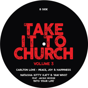 Various ‎– Take It To Church - Volume 3 - Vinyl at The Sound Arcade