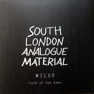 Myler ‎– Lord Of The Asbo