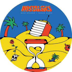 Marc Brauner / Tender Games - Nostalgics 001 - Vinyl at The Sound Arcade