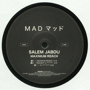 Salem Jabou - Maximum Reach