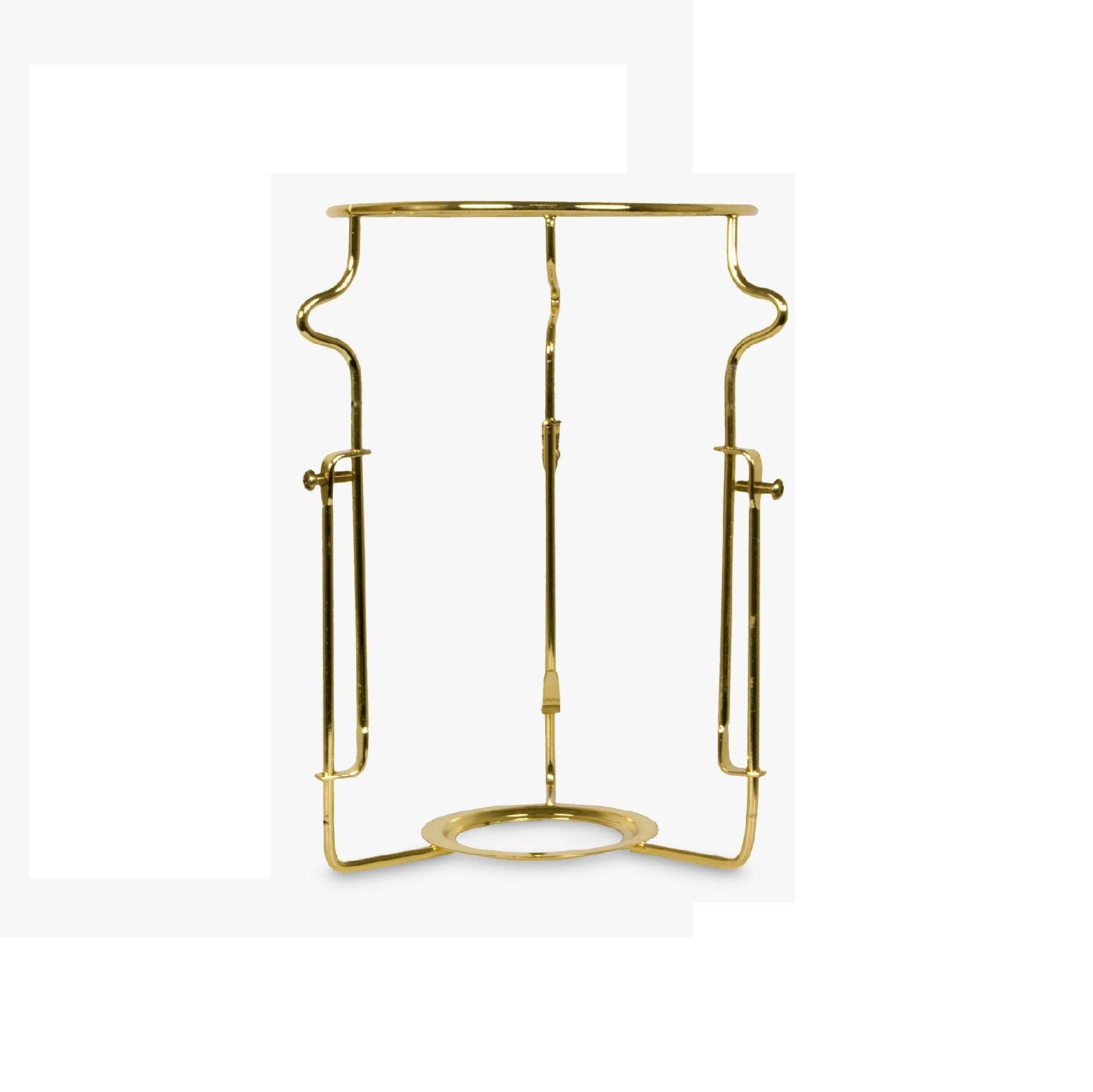 Additional Brass Lampshade Carrier