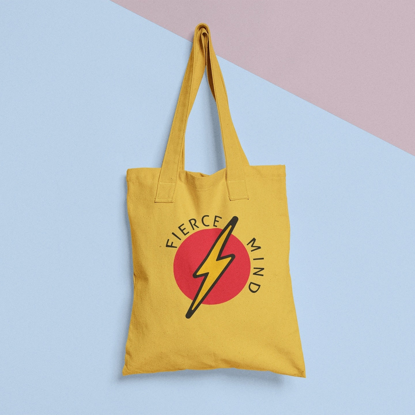Fierce Mind Sunshine Tote