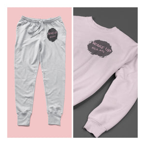 Wake up Kick Ass Loungewear Set