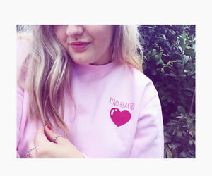 Kind Hearted Sweatshirt