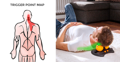 Person - Self-help: Pain Relief with Trigger Points