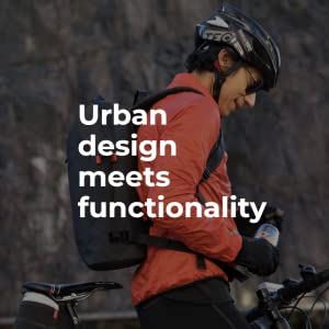 """Banner """"urban design meets functionality"""""""