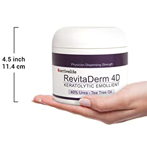 Activelife Revitaderm Product Vertical Dimensions
