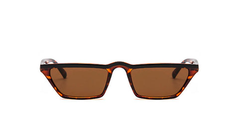 "Sleek Turoise ""Nevada Smith"" Sunglasses"