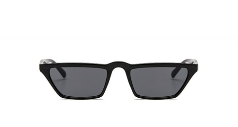 "Sleek Black ""Walken's Dream"" Sunglasses"