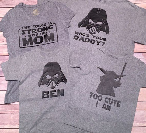 5 Camisetas ideales para Fans de Star Wars