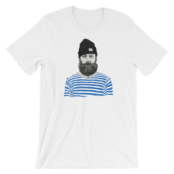 Camiseta Hipster Sailor