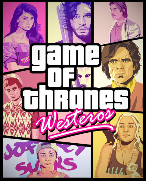 Game of Thrones GTA