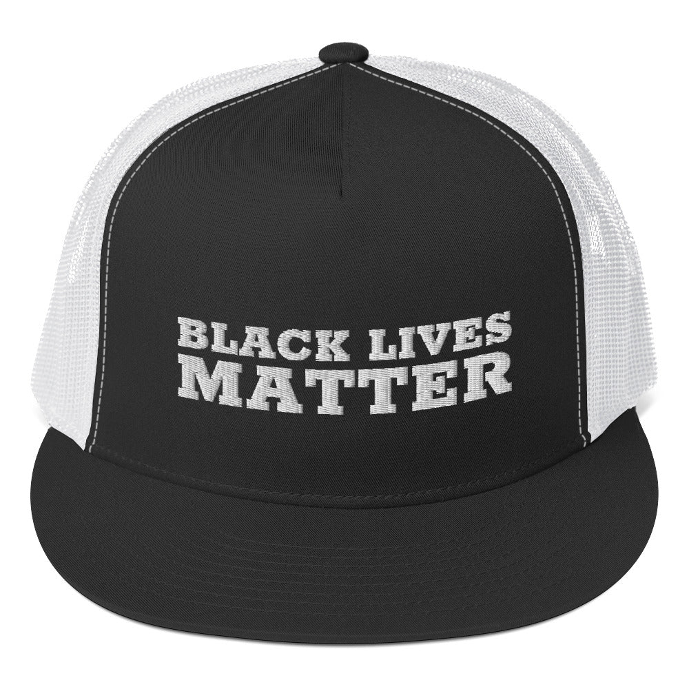 Gorra Trucker - Black Lives Matter