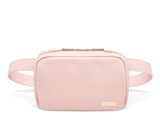 Myabetic Joslin Diabetes Belt Bag Blush