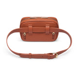 Myabetic Joslin Diabetes Belt Cognac