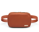 Myabetic Joslin Diabetes Belt Bag Cognac