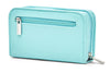 Myabetic Banting Diabetes Wallet Paradise Blue