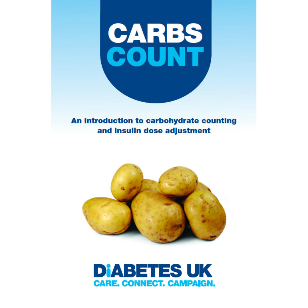 615ed5ee8884 Carbs Count e-book - Diabetes UK Shop