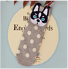 Cute Puppy Socks Multiple Colors & Designs