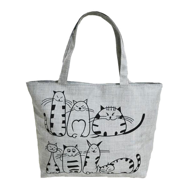Extremely Cute Team Kitty Handbag for Women!