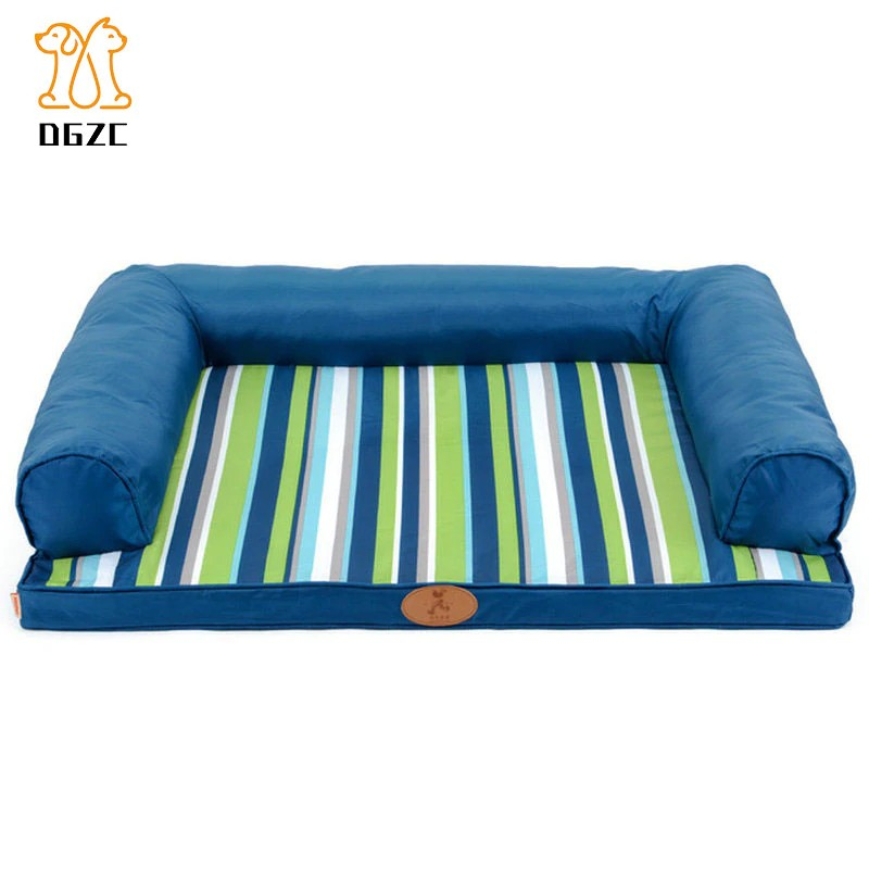 Large Pet Sofa Bed  Mattress With Removable Washable Cover