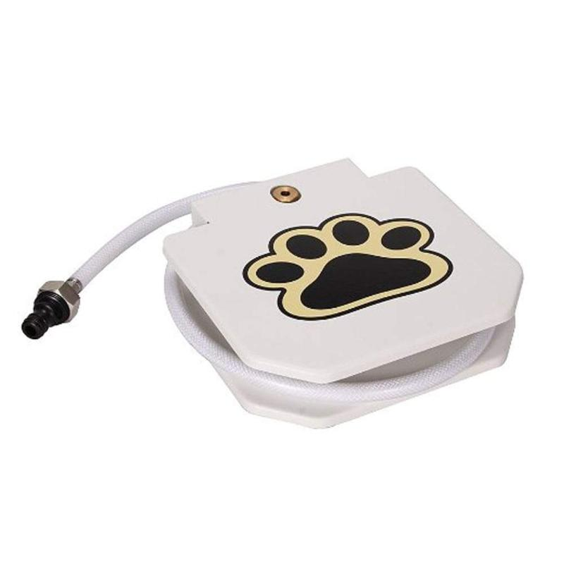 Outdoor Dog Fountain Water Bowl