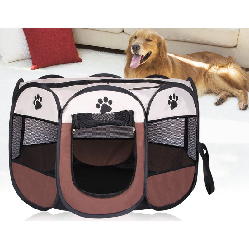 Portable Pet Tent For Dogs & Cats