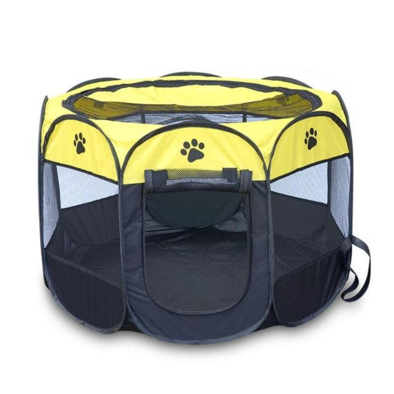 ... Portable Pet Tent For Dogs u0026 Cats ...  sc 1 st  Poochnkitty & Portable Pet Tent For Dogs u0026 Cats - Poochnkitty