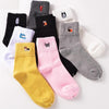 Designer Simple Cute Dog Socks