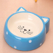 Cute Design Cat Feeding Bowls