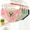 Pug and Friends Hot Dog Print Underwear