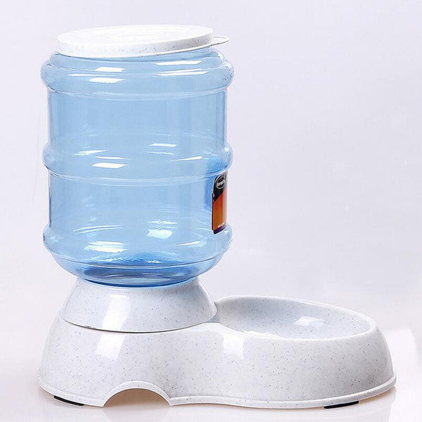 3.5L Automatic Pet Feeder and Pet Drinking Fountain