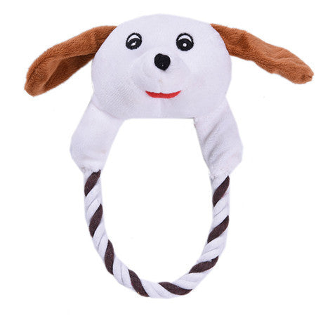 Multiple Animal Squeaking Toys!