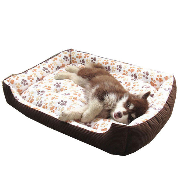 Large Cushion Puppy Bed