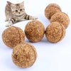 Natural Catnip Menthol Flavor Cat Ball!