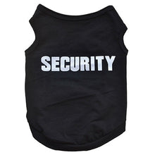 Vest For Cats - Security Kitty Vest!
