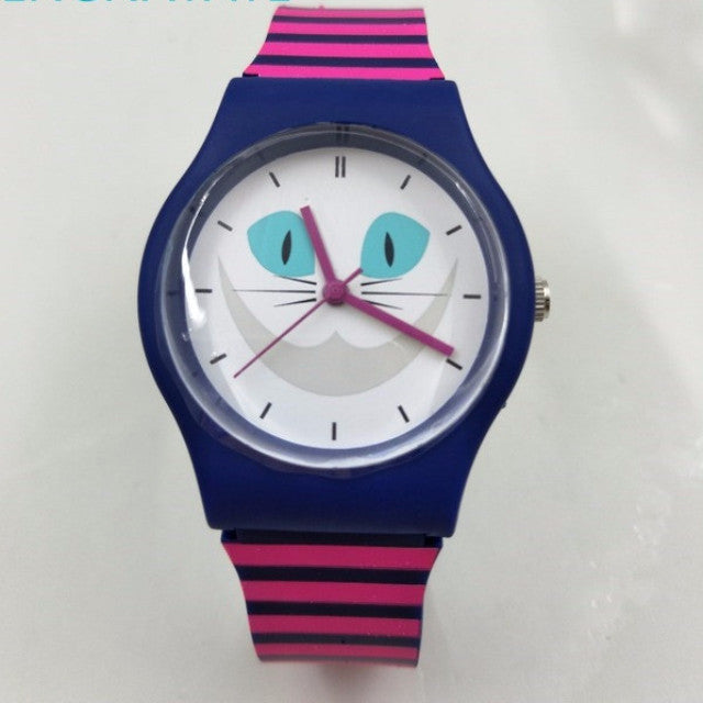 Collection of Simple Hello Kitty Watches!